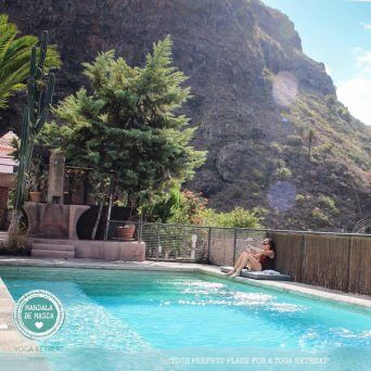 Tenerife zwembad